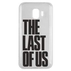 Чохол для Samsung J2 2018 The Last of Us
