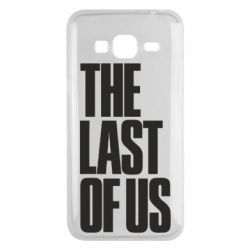 Чохол для Samsung J3 2016 The Last of Us
