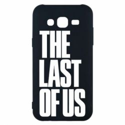 Чохол для Samsung J5 2015 The Last of Us