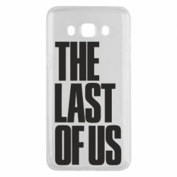 Чохол для Samsung J5 2016 The Last of Us
