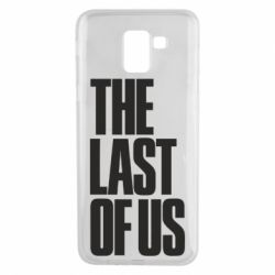 Чохол для Samsung J6 The Last of Us