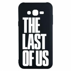 Чохол для Samsung J7 2015 The Last of Us