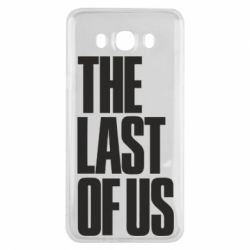 Чохол для Samsung J7 2016 The Last of Us
