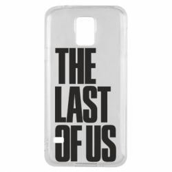 Чохол для Samsung S5 The Last of Us
