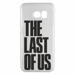Чохол для Samsung S6 EDGE The Last of Us