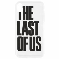 Чохол для iPhone XR The Last of Us