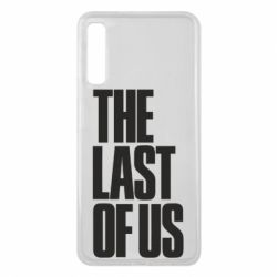 Чохол для Samsung A7 2018 The Last of Us