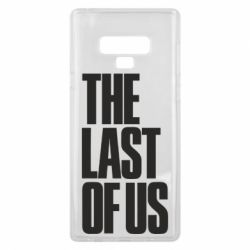 Чохол для Samsung Note 9 The Last of Us