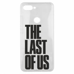 Чохол для Xiaomi Mi8 Lite The Last of Us