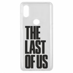 Чохол для Xiaomi Mi Mix 3 The Last of Us