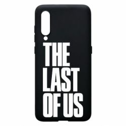 Чохол для Xiaomi Mi9 The Last of Us