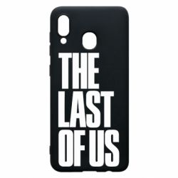 Чохол для Samsung A20 The Last of Us