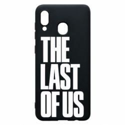 Чохол для Samsung A30 The Last of Us