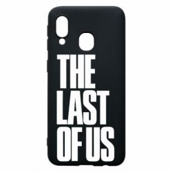 Чохол для Samsung A40 The Last of Us