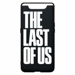 Чохол для Samsung A80 The Last of Us