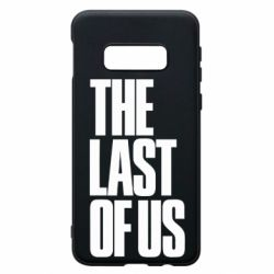 Чохол для Samsung S10e The Last of Us