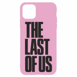 Чохол для iPhone 11 The Last of Us