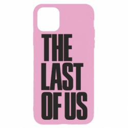 Чохол для iPhone 11 Pro The Last of Us