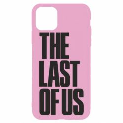 Чохол для iPhone 11 Pro Max The Last of Us