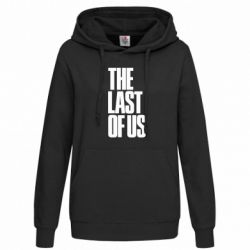Женская толстовка The Last of Us