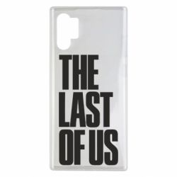 Чохол для Samsung Note 10 Plus The Last of Us