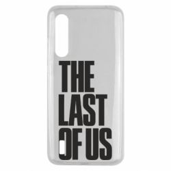 Чохол для Xiaomi Mi9 Lite The Last of Us