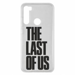 Чохол для Xiaomi Redmi Note 8 The Last of Us