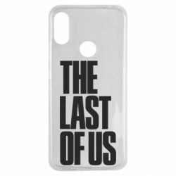 Чохол для Xiaomi Redmi Note 7 The Last of Us