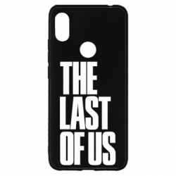 Чохол для Xiaomi Redmi S2 The Last of Us
