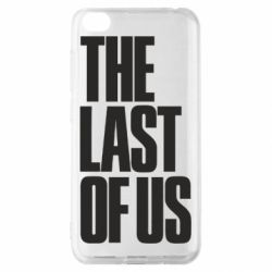 Чохол для Xiaomi Redmi Go The Last of Us