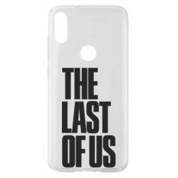 Чохол для Xiaomi Mi Play The Last of Us