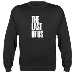 Реглан (свитшот) The Last of Us