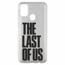 Чохол для Samsung M30s The Last of Us