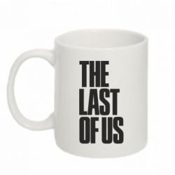 Кружка 320ml The Last of Us