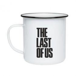 Кружка емальована The Last of Us