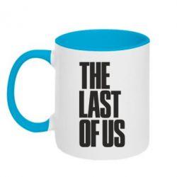 Кружка двухцветная 320ml The Last of Us