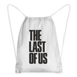 Рюкзак-мешок The Last of Us