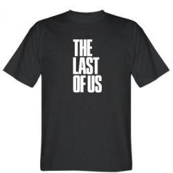 Мужская футболка The Last of Us