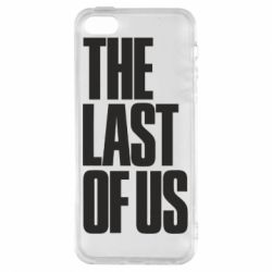 Чохол для iphone 5/5S/SE The Last of Us