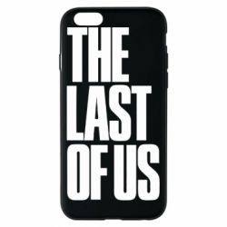 Чохол для iPhone 6/6S The Last of Us