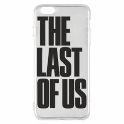 Чохол для iPhone 6 Plus/6S Plus The Last of Us