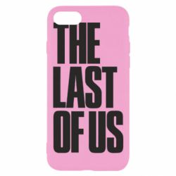 Чохол для iPhone 7 The Last of Us