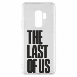 Чохол для Samsung S9+ The Last of Us