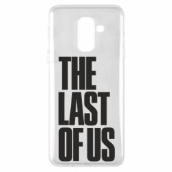 Чохол для Samsung A6+ 2018 The Last of Us