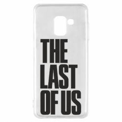 Чохол для Samsung A8 2018 The Last of Us