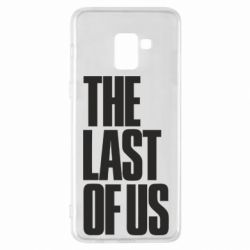 Чохол для Samsung A8+ 2018 The Last of Us