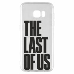 Чохол для Samsung S7 EDGE The Last of Us