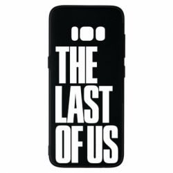 Чохол для Samsung S8 The Last of Us