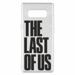 Чохол для Samsung Note 8 The Last of Us