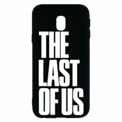 Чохол для Samsung J3 2017 The Last of Us